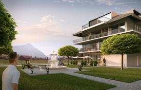 Luxury apartments for sale in Alps. New home – Interlaken, Bern District, Switzerland