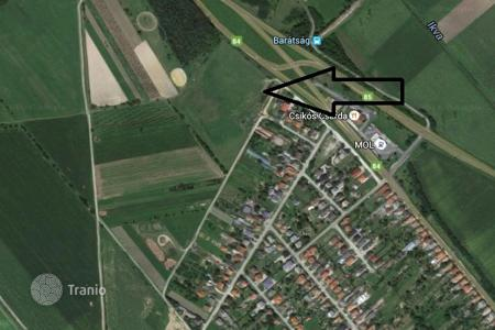 Land for sale in Gyor-Moson-Sopron. Development land - Nagycenk, Gyor-Moson-Sopron, Hungary