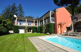 5 bedroom houses for sale in Central Europe. Villa – Origlio, Ticino, Switzerland