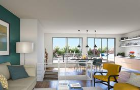 Property for sale in Ile-de-France. Two-bedroom apartment in a new residence with hanging gardens and terraces, 11th district, Paris, France