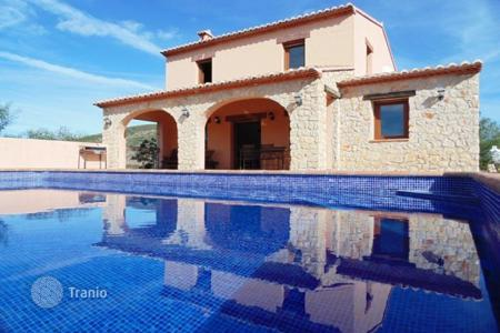 3 bedroom houses by the sea for sale in Benissa. Villa – Benissa, Valencia, Spain