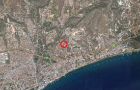 Coastal development land for sale in Cyprus. Development land – Mouttagiaka, Limassol, Cyprus