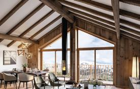 Property for sale in Moûtiers. Traditional Alpine chalet with a garden and a SPA-complex, next to the ski slopes in the popular resort town of Meribel, France