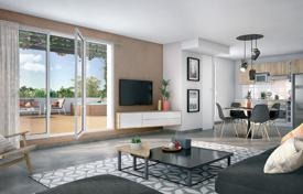 Residential for sale in Toulouse. Spacious apartment with a terrace, in a new residence, 10 minutes drive from the city center, Toulouse, France