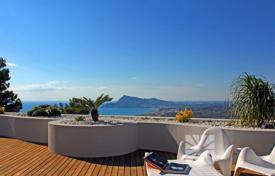 Apartments with pools by the sea for sale in Altea. Apartment – Altea, Valencia, Spain