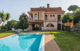 Luxury 6 bedroom houses for sale in Catalonia. Villa – Sant Andreu de Llavaneres, Catalonia, Spain