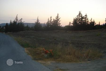 Cheap land for sale in Pareklisia. Building/Agricultural Plot