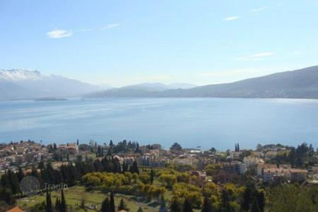 Coastal land for sale in Herceg-Novi. Two plots (1250 m² and 850 m²) for sale in picturesque Baosici