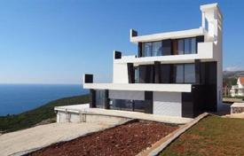 5 bedroom houses for sale in Krimovica. Designer villa with swimming pool, sun terrace and sea views in Krimovica, Kotor