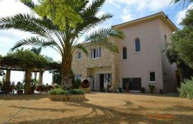 Luxury 4 bedroom houses for sale in Paphos. 4 Bedroom Seaview Villa, Geroskipou