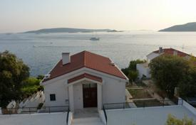 Luxury property for sale in Croatia. New villa with a private garden, a parking, a pool and a sea view, Ciovo, Croatia