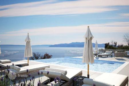 New homes for sale in Opatija. Apartment NEW APARTMENT IN BUILDING UNDER CONSTRUCTION