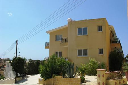Townhouses for sale in Cyprus. Modern townhouse with spacious terrace just 2 minutes from the beach in Peyia, Paphos, Cyprus