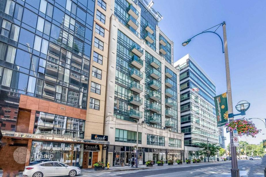 Apartment for sale in Toronto, Canada — listing #1886210