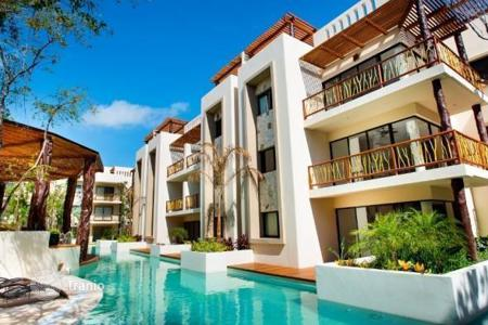 Property for sale in Mexico. Apartment – Tulum, Quintana Roo, Mexico