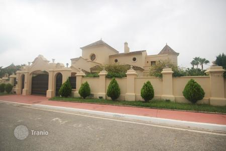 Luxury residential for sale in Andalusia. Premium residence with personal garden on the first sea line, Malaga, Spain
