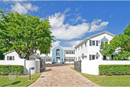 6 bedroom houses for sale in North America. Villa – Fort Lauderdale, Florida, USA