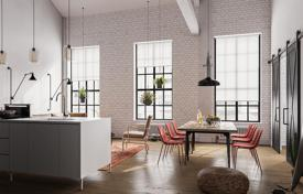 1 bedroom apartments for sale in Barcelona. New one-bedroom loft in a building with a parking, Gracia area, Barcelona
