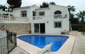 4 bedroom houses for sale in Senija. Villa/ Detached of 4 bedrooms in Benissa