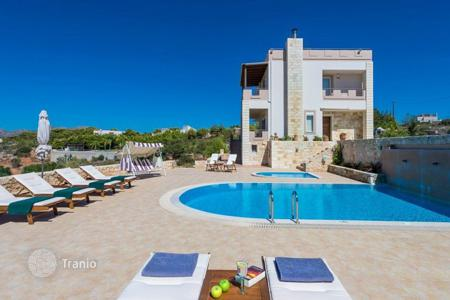 4 bedroom villas and houses to rent in Crete. Villa – Chania, Crete, Greece