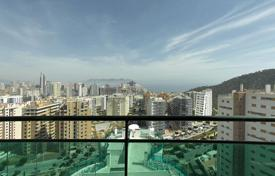 Coastal property for sale in Costa Blanca. Apartment in Benidorm, Spain. New built in, 200 meters from the sea.