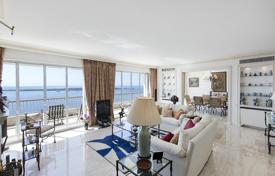 6 bedroom apartments for sale in France. Penthouse with a panoramic sea view, Cannes, Côte d'Azur, France