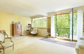 2 bedroom apartments for sale in Paris. Two-bedroom apartment with a river view, in a residential building in the 16th district of Paris, France