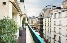 Luxury 1 bedroom apartments for sale overseas. Paris 6th District – A perfect pied a terre