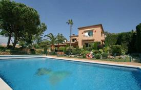 6 bedroom houses by the sea for sale in Spain. Charming villa 100 meters away from the sea, Marbella, Costa del Sol, Spain