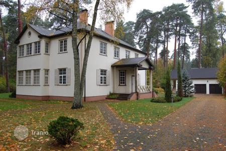 Coastal houses for sale in Bulduri. Mansion – Bulduri, Jurmalas pilseta, Latvia