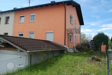 Residential for sale in German Alps. A semi-detached house with beautiful mountain views in Bad Aibling