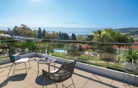 New apartments with different layouts in a residence with picturesque views, surrounded by greenery, Roquebrune — Cap Martin, France for 410,000 €