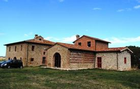 Houses for sale in Paciano. Two stone houses for restoration in Paciano, Umbria, Italy