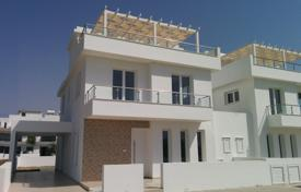 Townhouses for sale in Livadia. Three Bedroom Semi Detached house Off Plan