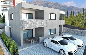 1 bedroom apartments for sale in Croatia. Modern apartment with a parking, a terrace and a sea view, Primosten, Croatia