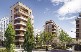 Residential for sale in Hessen. A package of ten microapartments in a new residential complex, Frankfurt, Germany