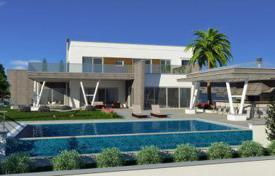 6 bedroom houses by the sea for sale in Cyprus. Exclusive Hillside 6 Bedroom Villa — Moutaggiakia
