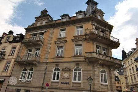 Residential for sale in Baden-Baden. Apartment – Baden-Baden, Baden-Wurttemberg, Germany