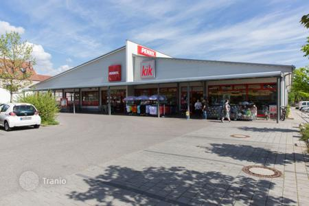 Retail property for sale in Bavaria. Supermarket in Eastern Bavaria with a 6,8% yield