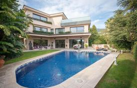 6 bedroom houses for sale in Catalonia. Villa – Barcelona, Catalonia, Spain