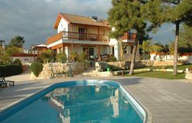 4 bedroom houses for sale in Limassol. Four Bedroom Detached House + Annex