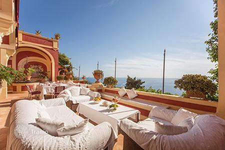 Coastal residential for rent in Positano. Dimora Vescovile