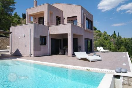 4 bedroom villas and houses to rent in Greece. Villa – Porto Cheli, Administration of the Peloponnese, Western Greece and the Ionian Islands, Greece
