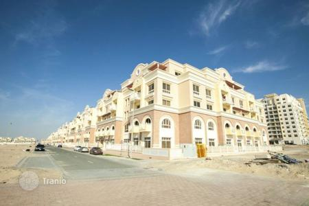 Cheap apartments with pools for sale in Western Asia. New, partially furnished apartment in the prestigious area Jumeirah Villach Circle, Dubai