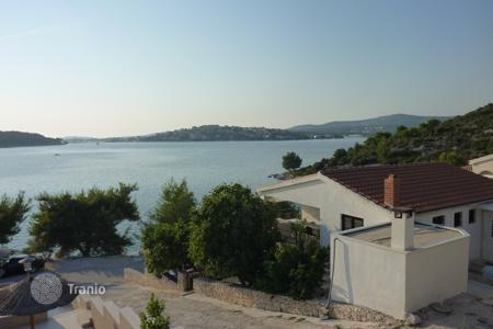 Coastal houses for sale in Rogoznica. House first line in Rogoznica