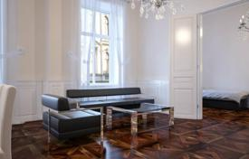 Luxury residential for sale in Innere Stadt. Two-bedroom premium apartment in a historic building with a swimming pool, a sauna and a concierge, in the Innere Stadt, Vienna