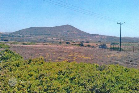 Development land for sale in Antiparos. Development land – Antiparos, Aegean, Greece