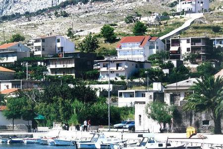 Coastal property for sale in Split-Dalmatia County. Apartment - Omis, Split-Dalmatia County, Croatia