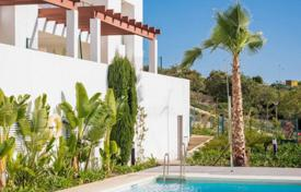 New apartment with a parking and a terrace in a residential complex with a pool and a garden, Casares, Spain for 255,000 €