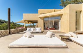 Luxury villas and houses for rent with swimming pools in Spain. Villa – Roca Llisa, Ibiza, Balearic Islands, Spain